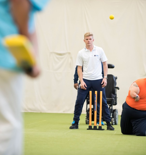 Billings joins Lords Taverners finalists