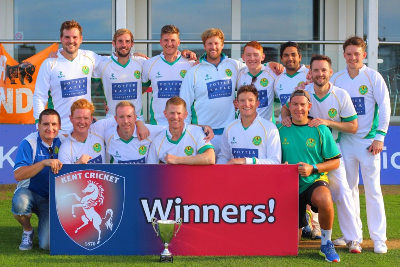 Bromley Town win Dyno T20 at Spitfire Ground