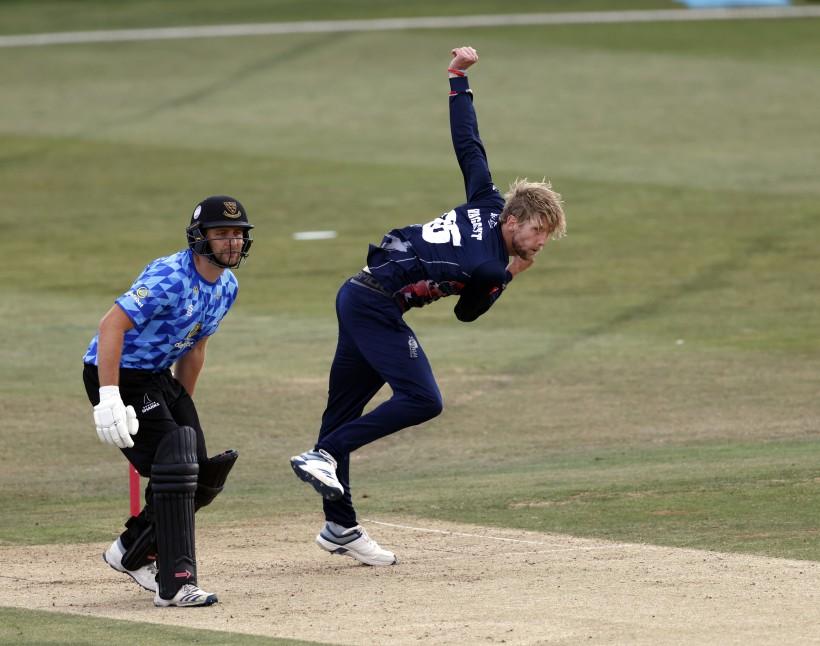 Haggett leaves Kent Cricket