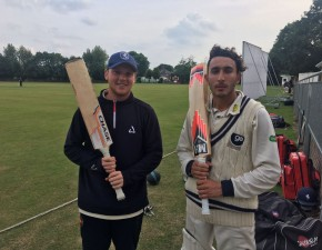 Came and Ali hit hundreds in Second XI