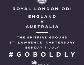 The Spitfire Ground, St. Lawrence to host Women's Ashes WODI