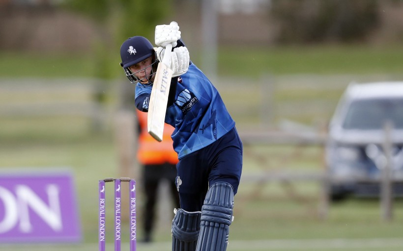 Cox called up to England U19 squad