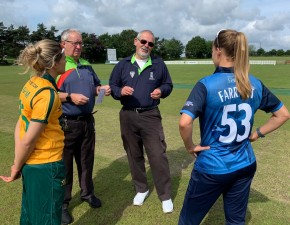 Mixed results in opening Women's T20 fixtures