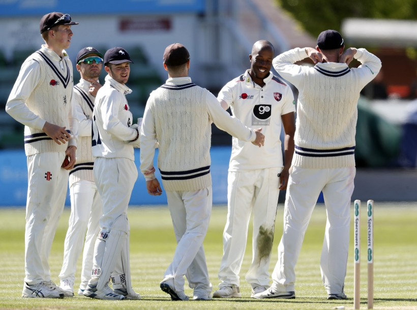 Difficult Day Three for Kent