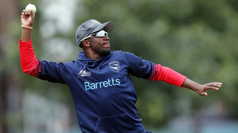 Kent Cricket keeps fit with 'Fitness Friday'