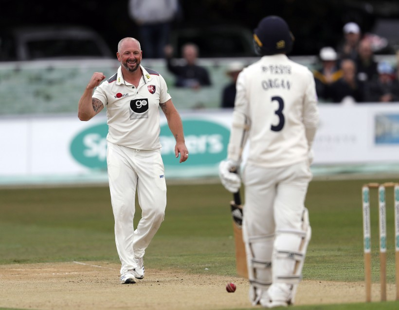Stevens shortlisted for PCA Player of the Month