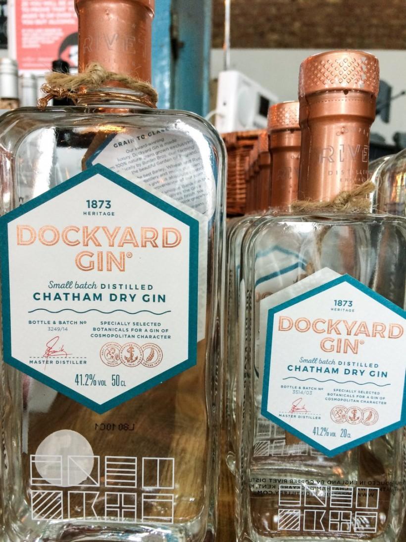 Enjoy Dockyard Gin at Friday's Blast