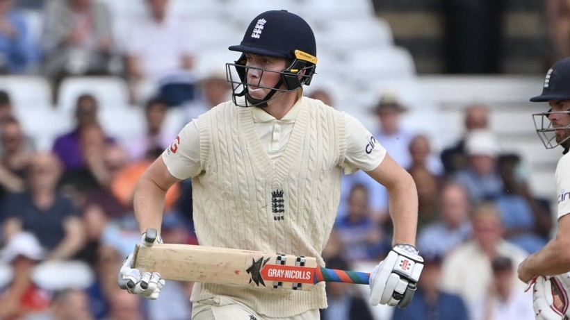 Crawley named in England Men's Ashes squad