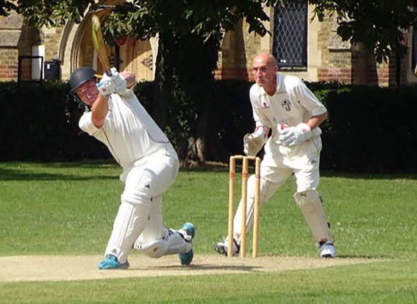 Recreational cricket returns to Kent after lockdown