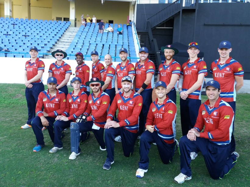 Kent reach Super50 Cup semis