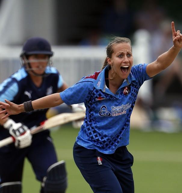 Kent trio in England Women's T20 squad