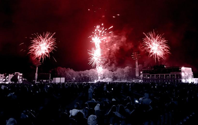 Kent Cricket's Fireworks Evening 2021