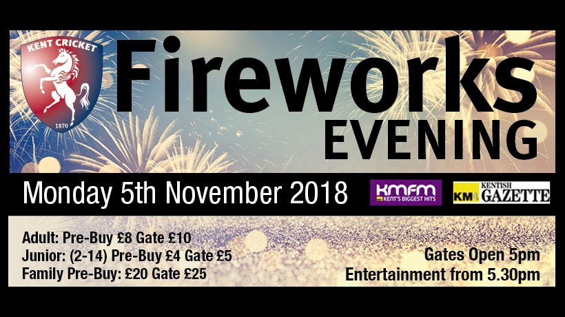 Fireworks Evening 2018