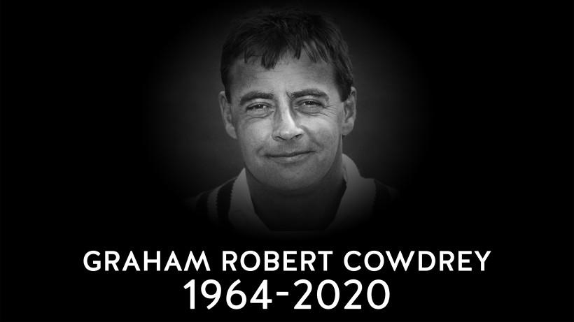 Graham Cowdrey: 1964-2020