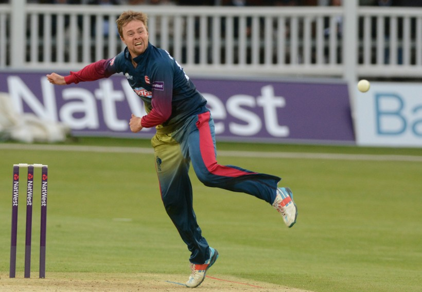 Fabian Cowdrey leaves Kent by mutual consent