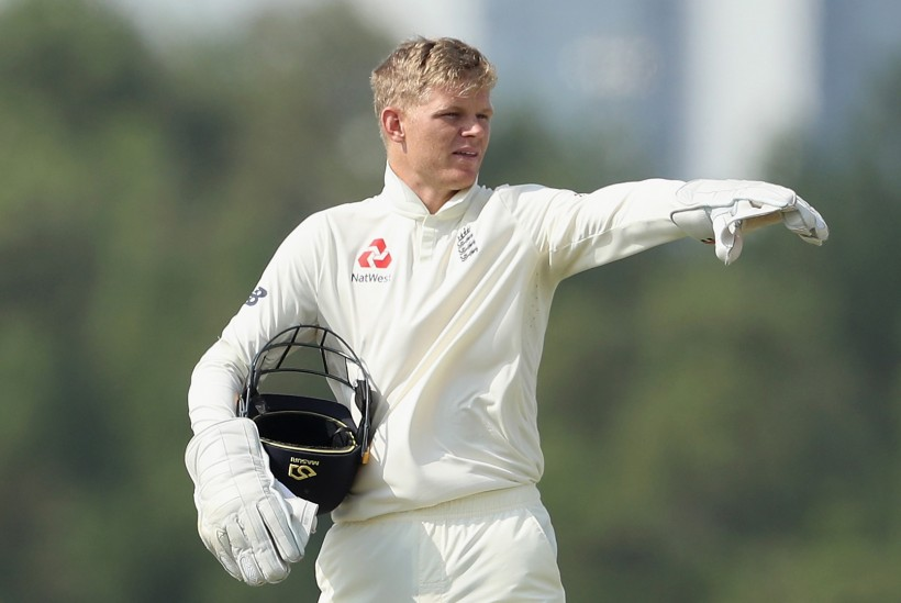 Billings named in England Lions squad for India tour