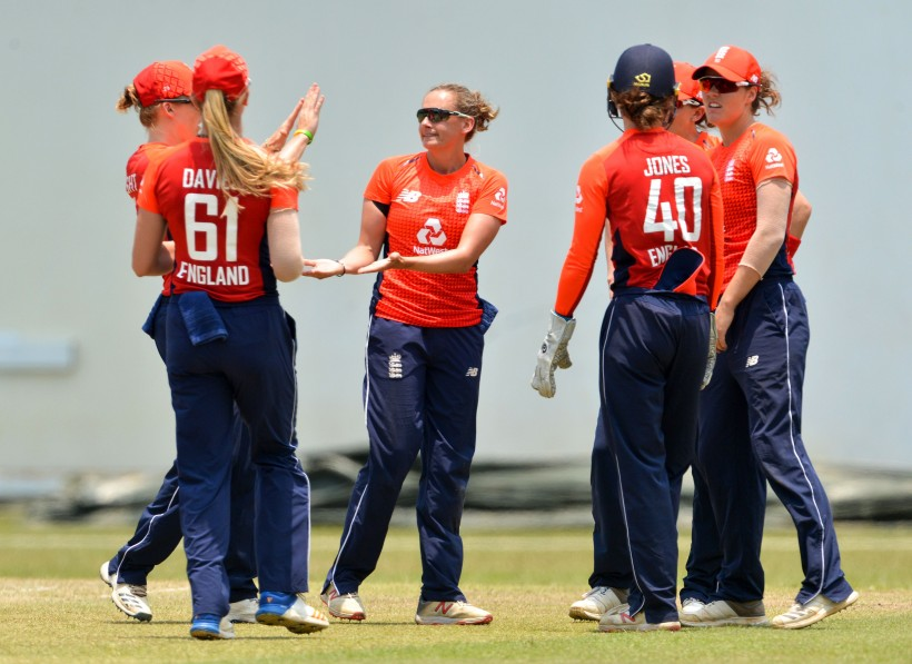 Kent players named in England IT20 squad
