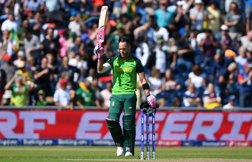 Du Plessis joins Kent ranks for Blast run-in