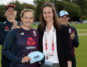 Beaumont and Marsh contribute to England Women series win