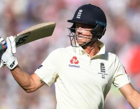 Denly records highest Test score