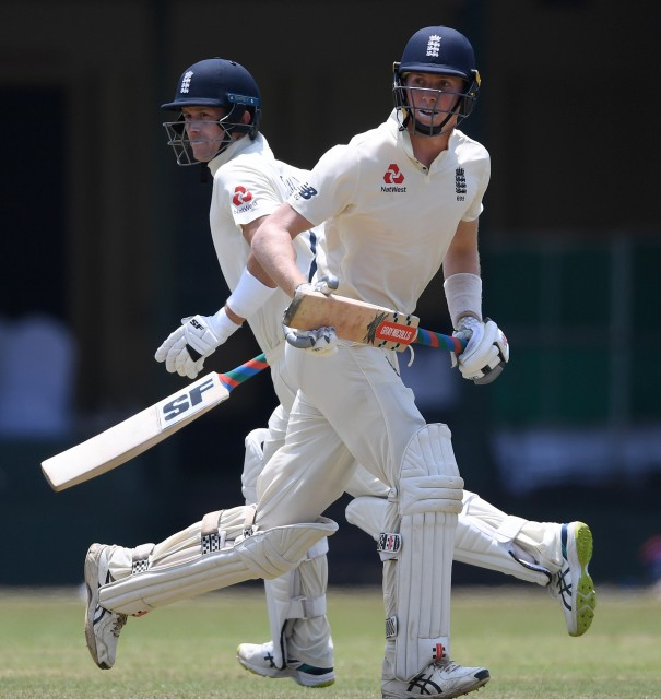 Kent's Joe Denly and Zak Crawley both named in squad for first Test against West Indies