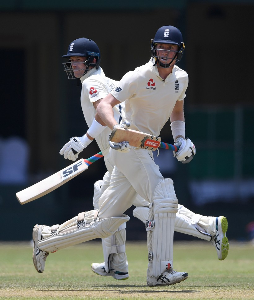 Zak Crawley & Joe Denly to feature in England Intra-Squad Match