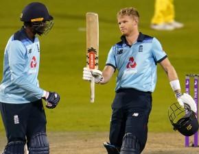 Billings stars despite England defeat