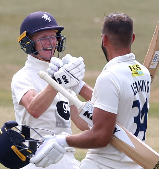 Kent seal emphatic innings win as records fall