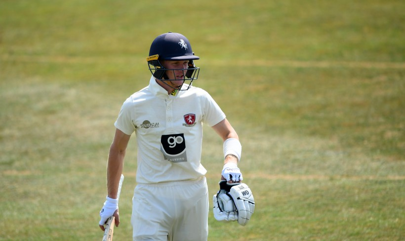 Cox commits to Kent