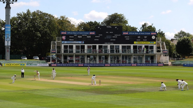Kent stars named as retrospective Wisden Schools Cricketers of the Year