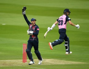 Spitfires held to tie at Lord's