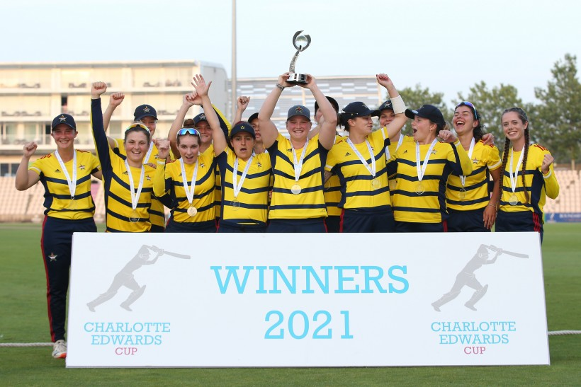 Charlotte Edwards Cup Round-Up: Stars lift trophy