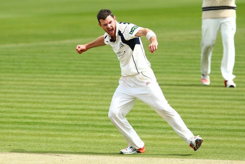 James Harris joins Kent on loan