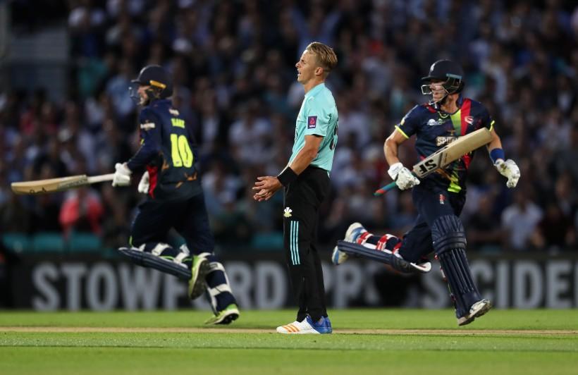Spitfires begin T20 Blast with Friday night fixtures