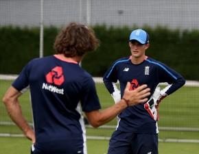 Ollie Robinson reports for England U19 duty