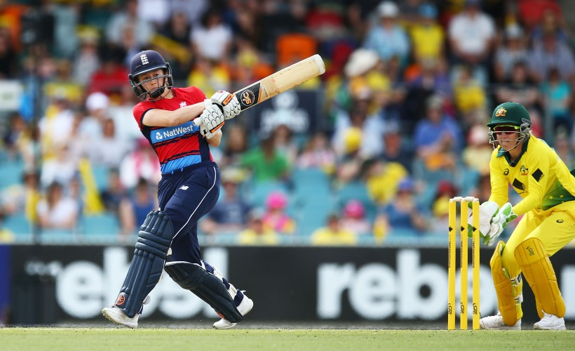 World Cup winner Wilson joins Kent Cricket