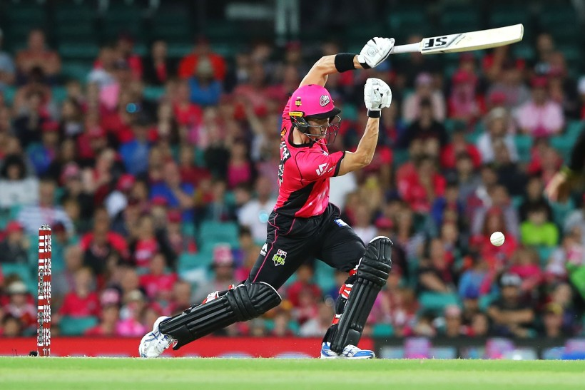 Denly passes 4,000 T20 runs on BBL debut
