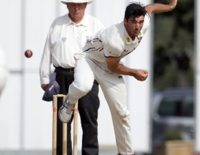 Stewart takes six wickets in Second XI draw