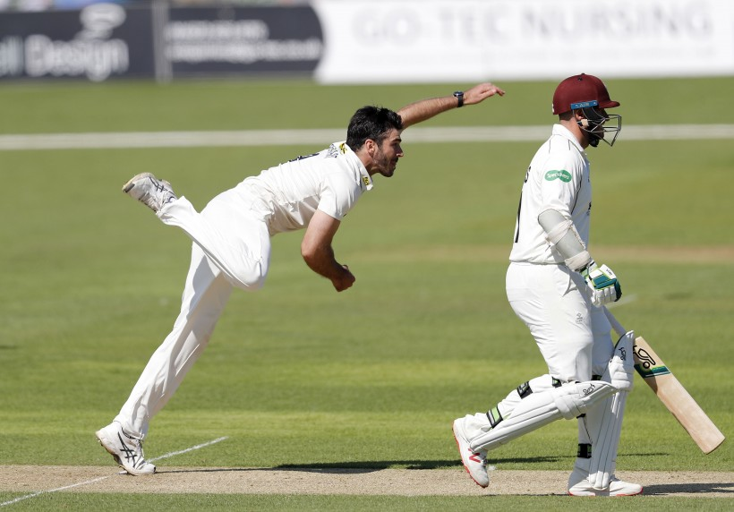 Somerset win on Day Four