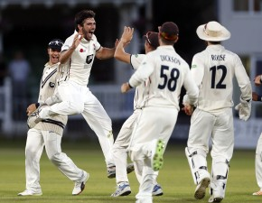 Stewart shines with bat and ball in day-nighter