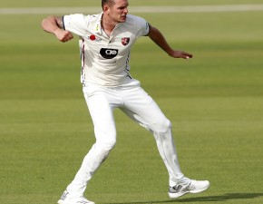 Podmore commits to Kent after fine debut season