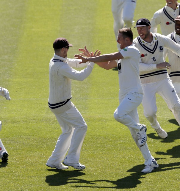 FREE ENTRY on third day of Hampshire match