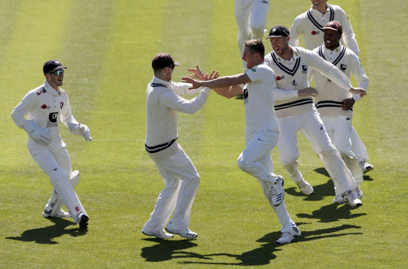 Bowlers heavily contribute on Day One vs. Yorkshire