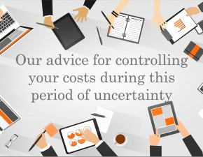 Utilitas Solutions: Controlling your costs during this period of uncertainty