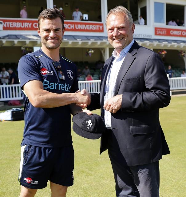Heino Kuhn appointed interim Captain