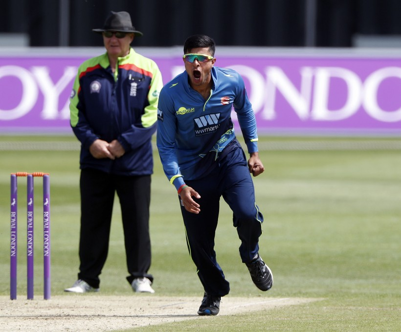 Qayyum excited by Pakistan tour match