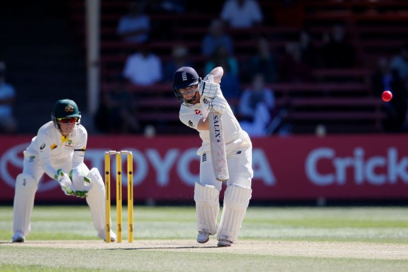 Beaumont top-scores in Ashes Test