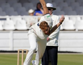 Thomas shines with ball on day one