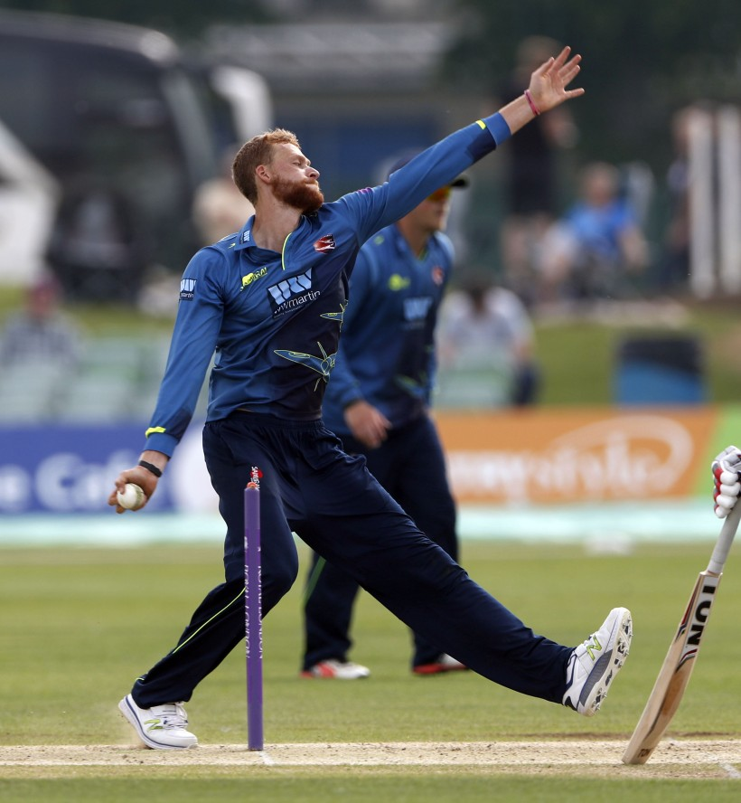 Thomas delighted with South Africa spell