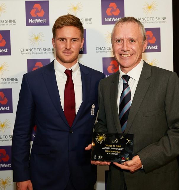 Kent community coach wins national award